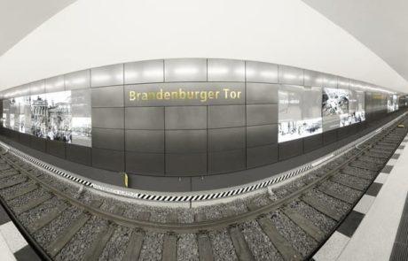 U55 Brandenburger Tor, Berlin