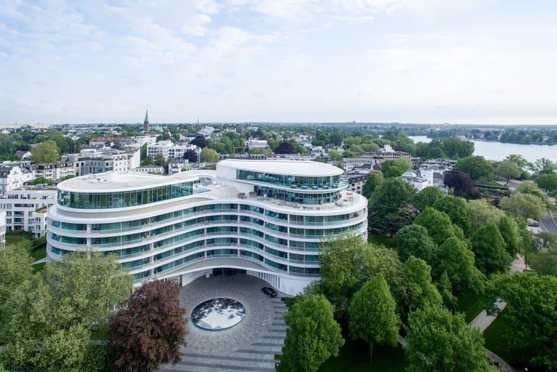 The Fontenay Hotel, Hamburg
